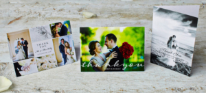 A selection of Sleepymoon wedding cards banner image